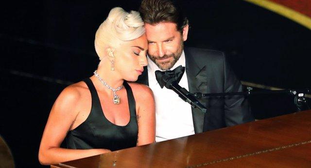 VÍDEO: El cómplice Shallow de Lady Gaga y Bradley Cooper en los Oscar 2019