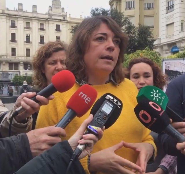 """8M.- El PCA Hace Un Llamamiento A Que Haya Un Apoyo """"Masivo"""" A La Huelga Feminis"""