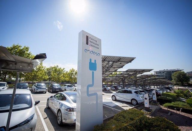 Parking vehículos eléctricos