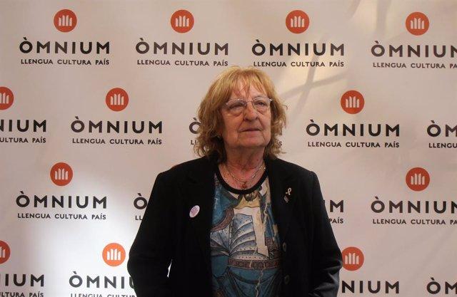AMP.- La poeta Marta Pessarrodona, 51 Premi d'Honor dels Lletres Catalans