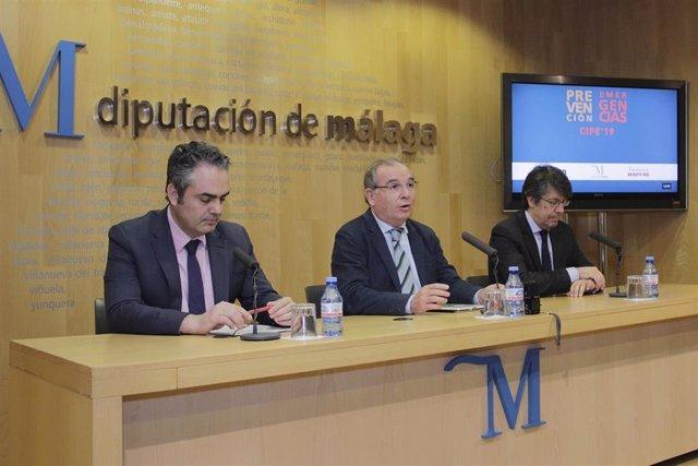 Málaga.- El congreso sobre emergencias que reunirá en Málaga a 400 expertos cont