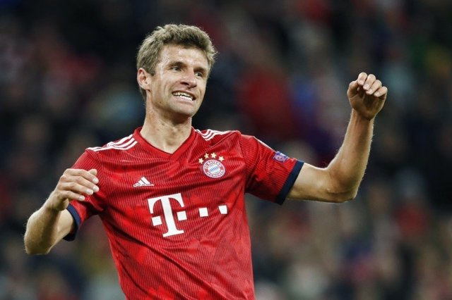 Thomas Muller (Bayern Múnich)