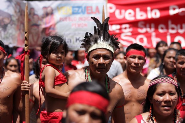 Pemones, la etnia indígena que se ha rebelado contra Maduro