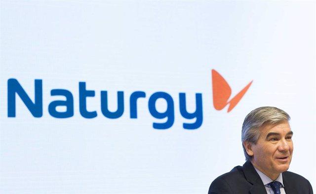 Rueda de prensa de Naturgy sobre resultados de 2018