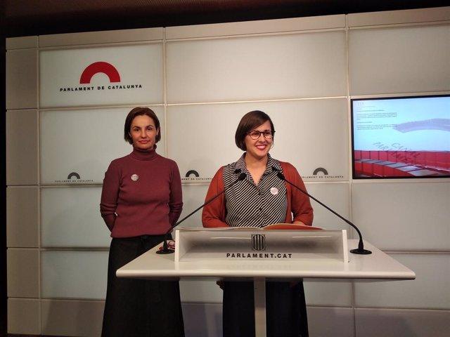 """ERC a Arrimadas: """"El feminisme liberal és l'enemic del feminisme"""""""