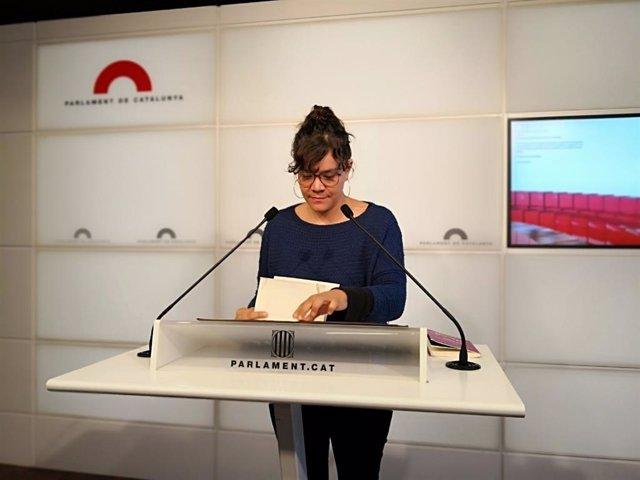 """La CUP titlla d'hipòcrita el """"feminisme per a riques"""" del decàleg d'Arrimadas"""