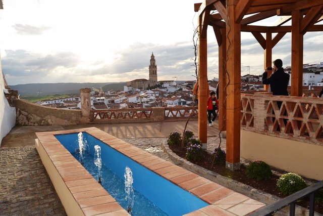 Turismo.- El Mirador de San Agustín abre sus puertas para disfrutar de las vista