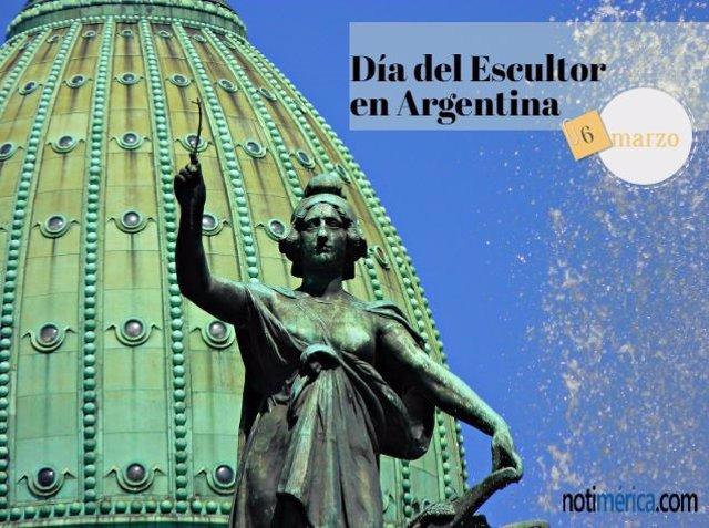 6 De Marzo: Día Del Escultor En Argentina, ¿Por Qué Se Celebra Hoy?