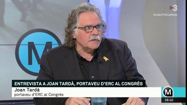 Tard assegura que no deixa Madrid per concórrer a les eleccions a Catalunya