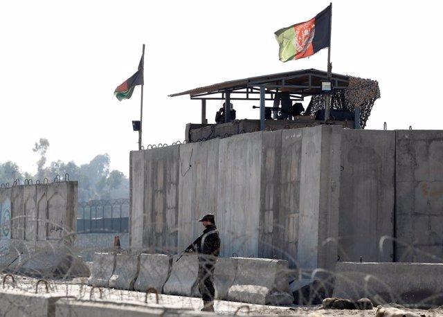 Ataque talibán en Afganistán
