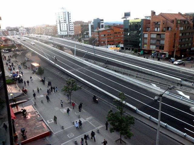 Bogotá contratará obras de infraestructura por 13 billones de euros en 2019