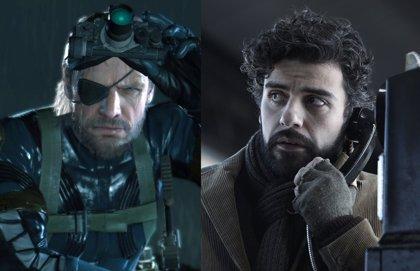 ¿Será Oscar Isaac el Solid Snake de la película de Metal Gear Solid?