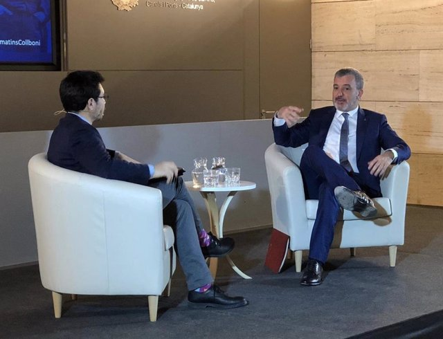 Collboni (PSC) vol que l'Estat ajudi a acabar la L9