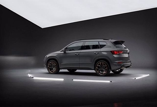 Motor.- Seat presenta en Ginebra el Cupra Ateca Special Edition, que es podr ad