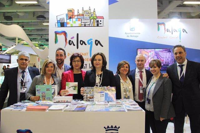 Málaga.- Turismo.- Málaga capital llega a la ITB con el objetivo de aumentar est