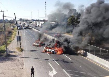 Santa Rosa de Lima se convierte en la 'zona cero' de la lucha entre el Ejército mexicano y el cártel de 'El Marro'