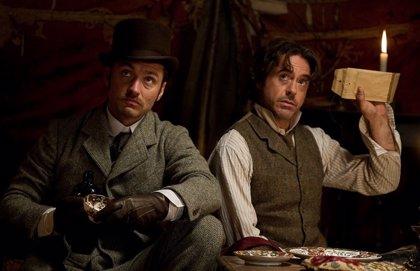 Sherlock Holmes 3, con Robert Downey Jr. y Jude Law se retrasa hasta 2021