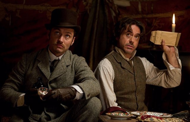Sherlock Holmes 3, con Robert Downey Jr. Y Jude Law se retrasa hasta 2021