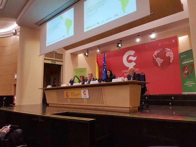 """Iberoam.- De Laiglesia destaca el balance """"muy positivo"""" de la iniciativa para r"""