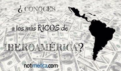¿Conoces a los iberoamericanos más ricos del mundo?