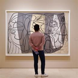 MPM reivindica a Olga Khokhlova, primera mujer de Picasso, y su papel en la vida