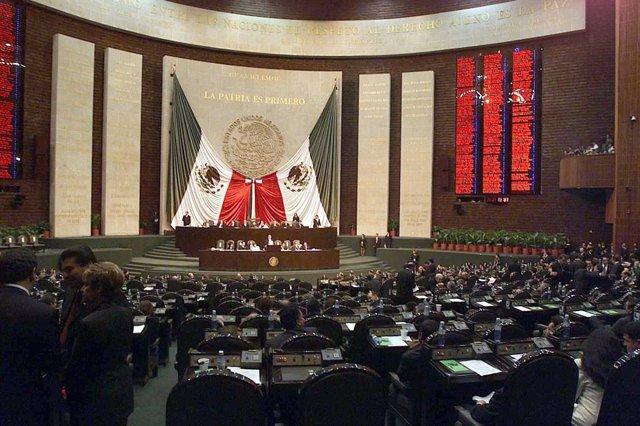 parlamento de méxico