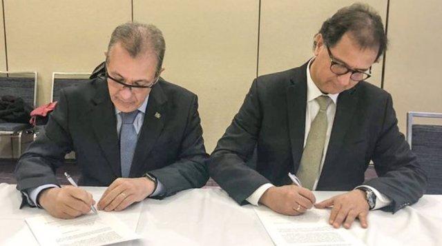 Brasil y Perú firman un acuerdo de cooperación en materia minera y energética