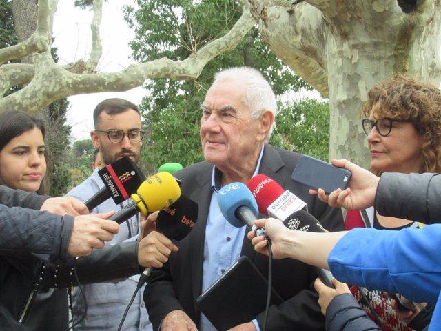 """Maragall (ERC) veu """"propaganda"""" i inexactituds a la web de resum del mandat"""