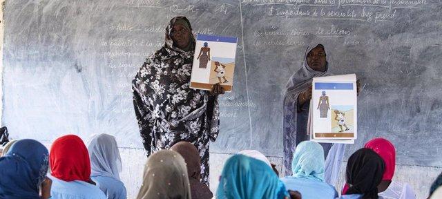 La ONU insta a los Estados a romper los tabús en torno a la menstruación