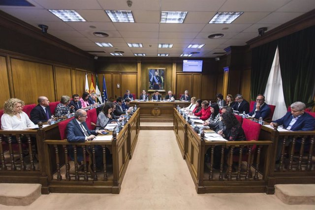 La Diputación Provincial ha celebrado Pleno ordinario este miércoles.
