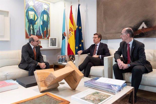 """Almuiña destaca la """"importancia"""" que tendrán los jefes de Primaria para """"prioriz"""