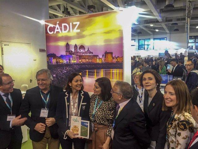 CádizAlDía.-Turismo.- Diputación participa en la ITB de Berlín para reforzar el
