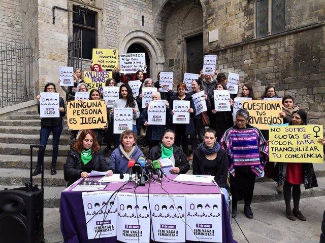 La Generalitat fixa serveis mínims per a la vaga feminista d'aquest divendres