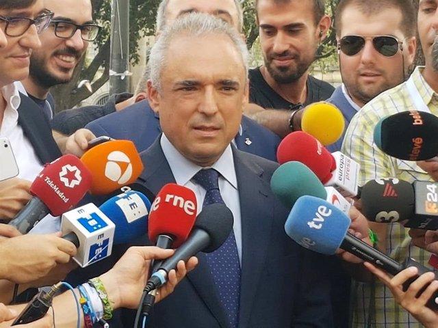 Rafael Simancas (PSOE)
