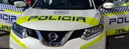 Coche Policía Local Mijas