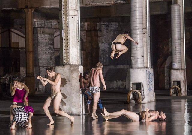 El coreògraf Boris Charmatz porta '10.000 gestos' al Mercat dels Flors