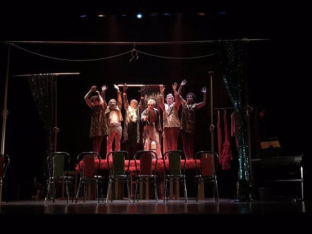La companyia La Zaranda reivindica el teatre popular en la seva nova obra en el