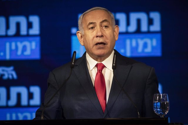 Netanyahu launches Likud Party\'s election campaign in Israel