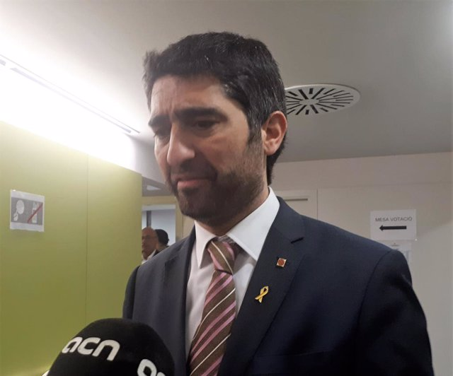 """Puigneró veu """"un camí de no retorno"""" el vot electrònic"""