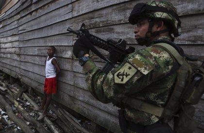 La JEP de Colombia abre el caso sobre reclutamiento de menores en la guerra