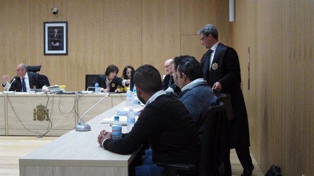 Juicio por el apuñalado en Las Moreras
