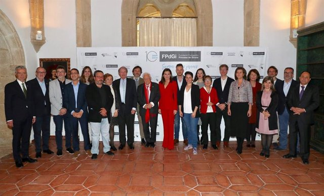 AM.- Begoña Arana Álvarez guanya el Premi Social de la Fundació Princesa de Gir