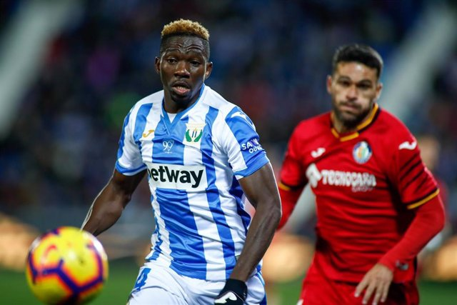Soccer: La Liga - Leganes v Getafe