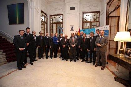 Air Europa presenta oficialmente su nueva ruta Madrid-Iguazú en la embajada de Argentina