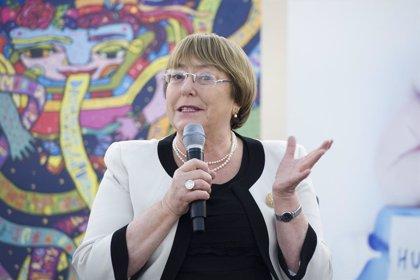 Bachelet pide al Parlamento de El Salvador que no apruebe una amnistía para violaciones graves de los DDHH