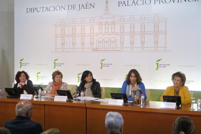 Jaén.- MásJaén.- 8M.- La participación de las mujeres en las primeras corporacio