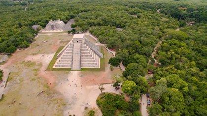 Un dios extranjero en Chichén Itzá reescribe la historia del famoso santuario maya