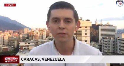 Venezuela libera al periodista estadounidense Cody Weddle detenido en Caracas