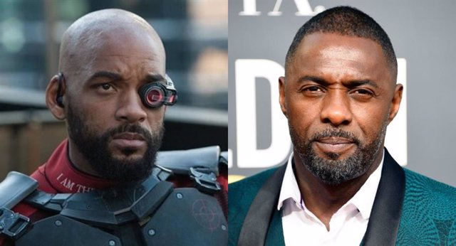 Idris Elba es el elegido para sustituir a Will Smith en Escuadrón Suicida 2