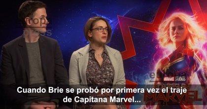 """Anna Boden y Ryan Fleck dirigen Capitana Marvel, la película """"del personaje más poderoso del Universo Marvel"""""""